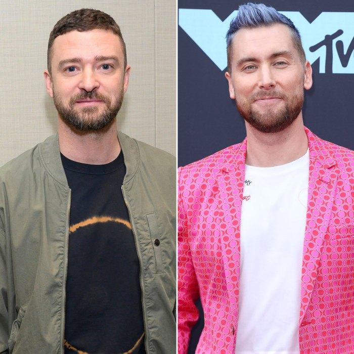 Justin Timberlake afirma que 'bebés' somos nosotros y no responde a sus mensajes de texto después del divertido TikTok de Lance Bass