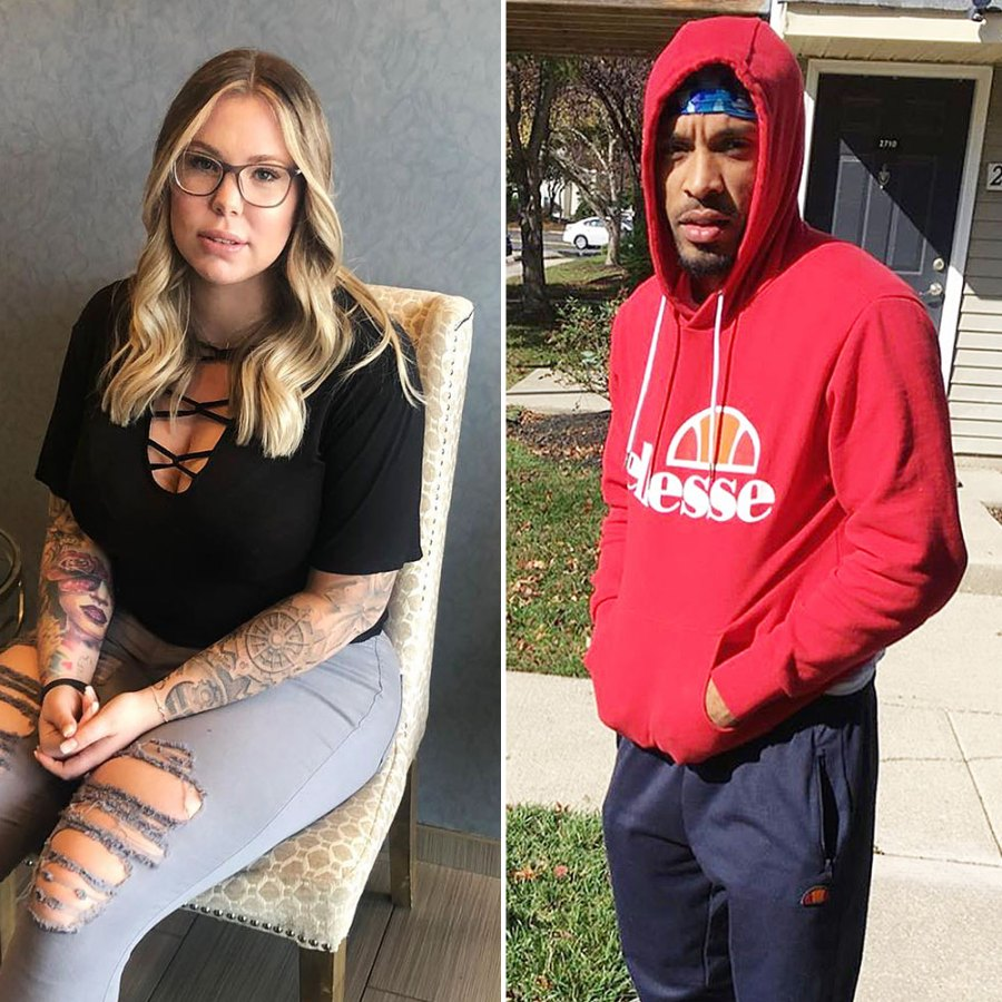 Kailyn Lowry Sees Progress Coparenting Relationship Chris Lopez