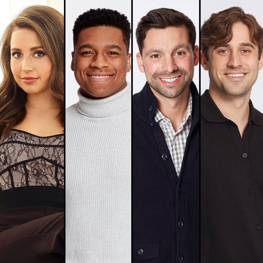 Katie Thurston Bachelorette Season 17 Cast Reveal Their Picks Next Bachelor