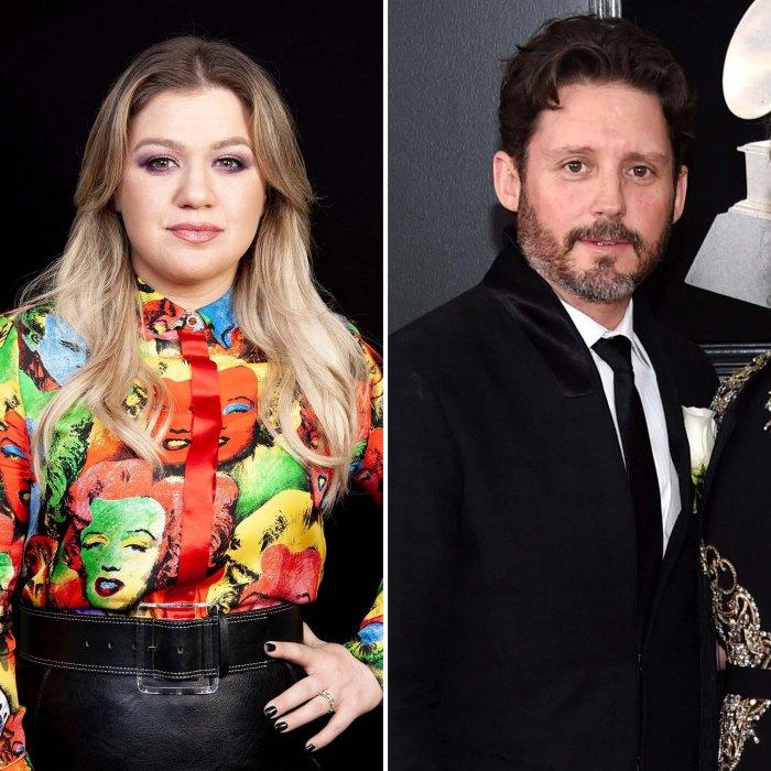 Kelly Clarkson ordenó pagarle a Brandon Blackstock 200000 mensuales en medio del divorcio