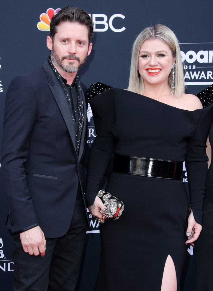 Kelly Clarkson Requests That Judge Declare Her Legally Single Amid Divorce From Brandon Blackstock