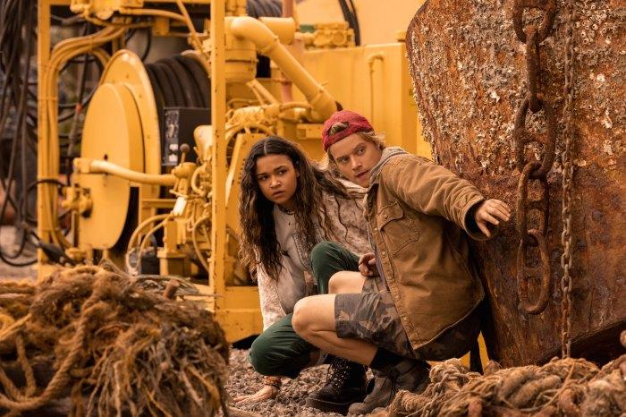 Kiara JJ Future Outer Banks Temporada 2