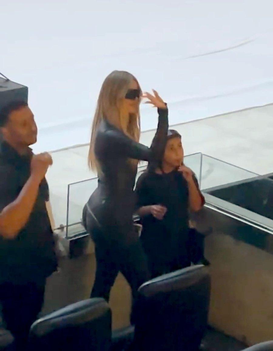 Kim Kardashian Spotted at Kanye West Donda Release Event 3