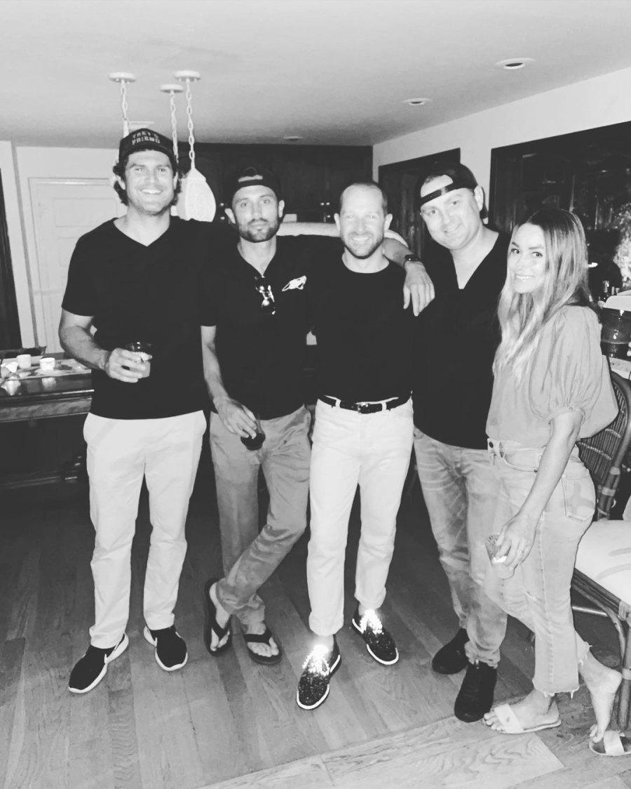 Laguna Beach Cast Reunites at House Party