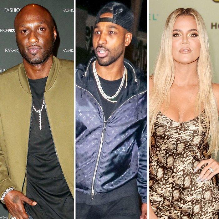 Lamar Odom Shades Tristan Thompson Amid Their Feud Over Khloe Kardashian