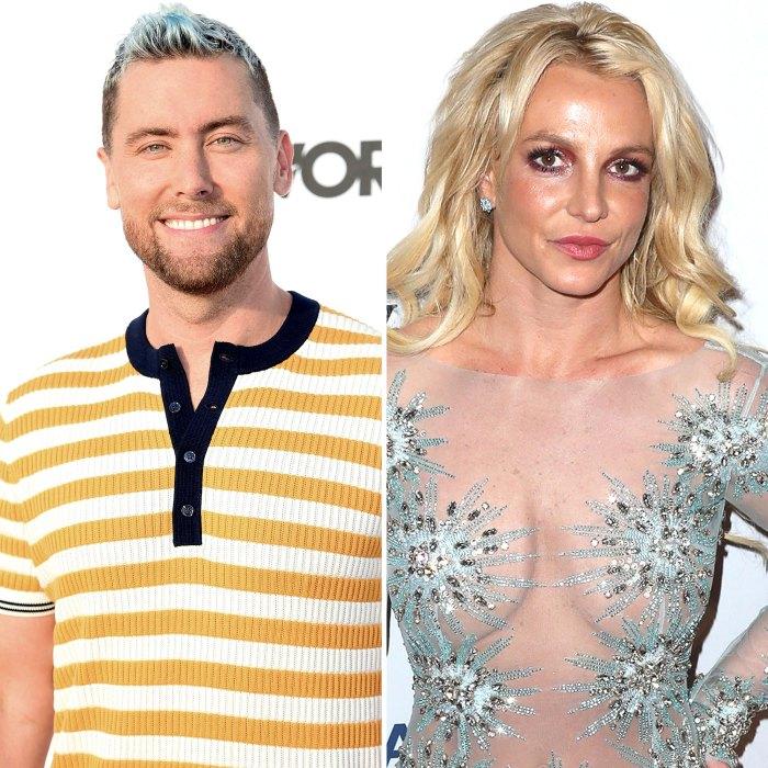 Lance Bass: He estado 'alejado de' Britney Spears 'durante años'