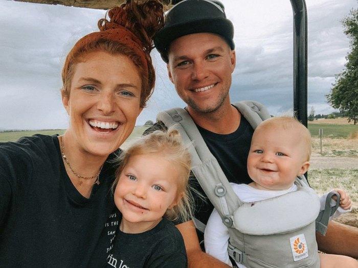Little People, Jeremy Roloff de Big World y su esposa Audrey esperan a su tercer hijo: 'El desempate llega en noviembre'