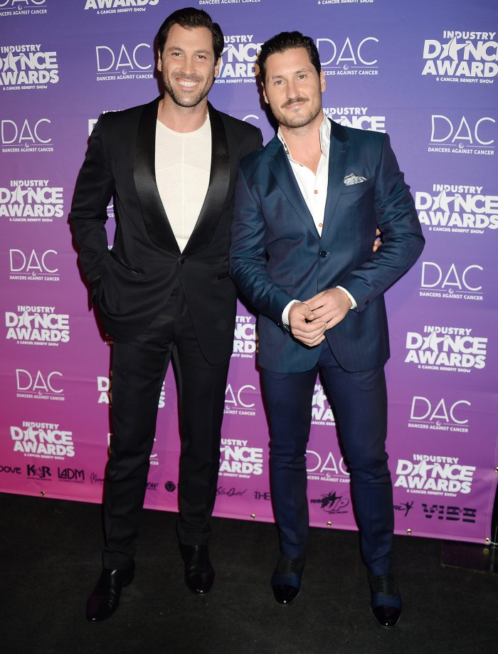 Maksim Chmerkovskiy Cannot Wait to Be an Uncle Thinks Val Chmerkovskiy Will Be a Better Parent