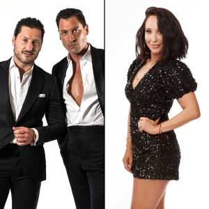 Maksim and Val Chmerkovskiy Say Cheryl Burke Is A 'Great Person' Amid Her Sobriety Struggles