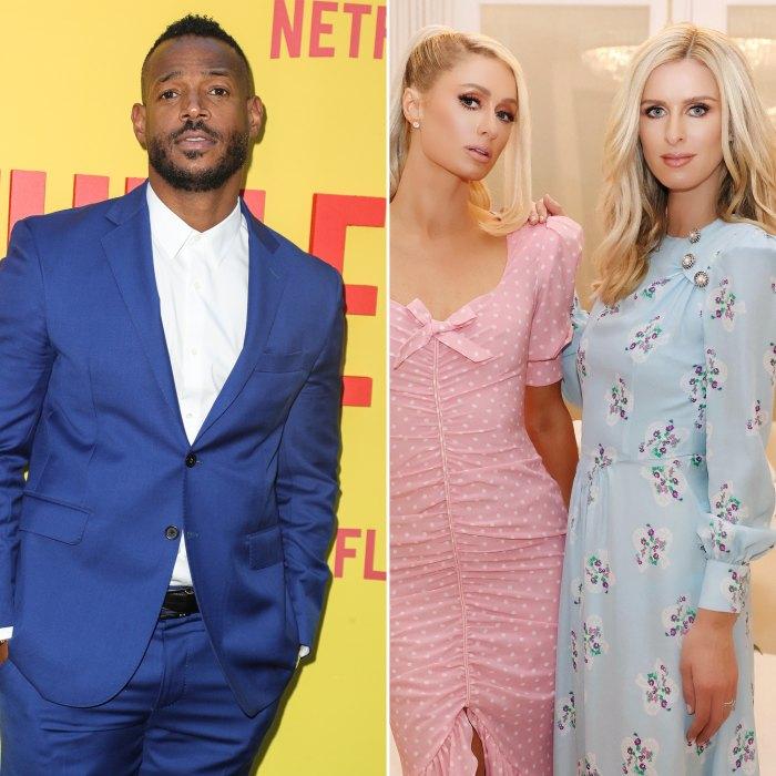 Marlon Wayans revela que Paris Hilton y Nicky Hilton inspiraron a las 'chicas blancas'