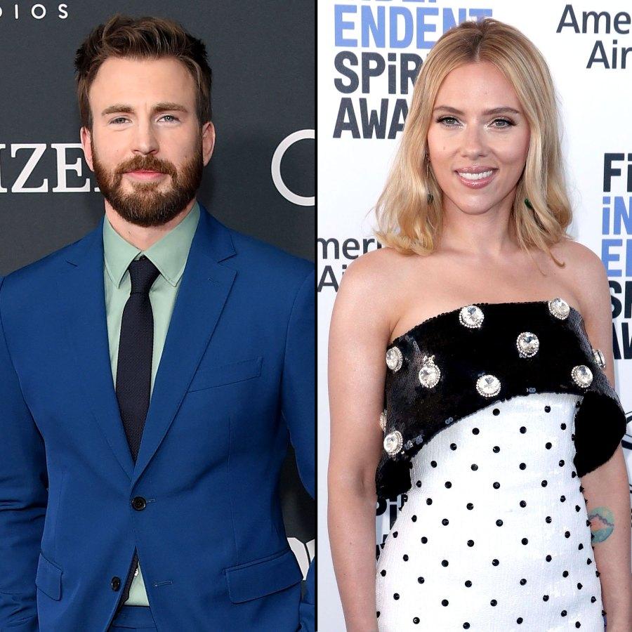 Marvel Stars Dating History