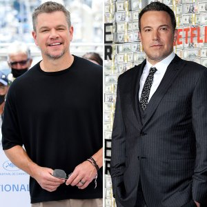 Matt Damon Wants to Write With Ben Affleck 'a Lot More in the Future'