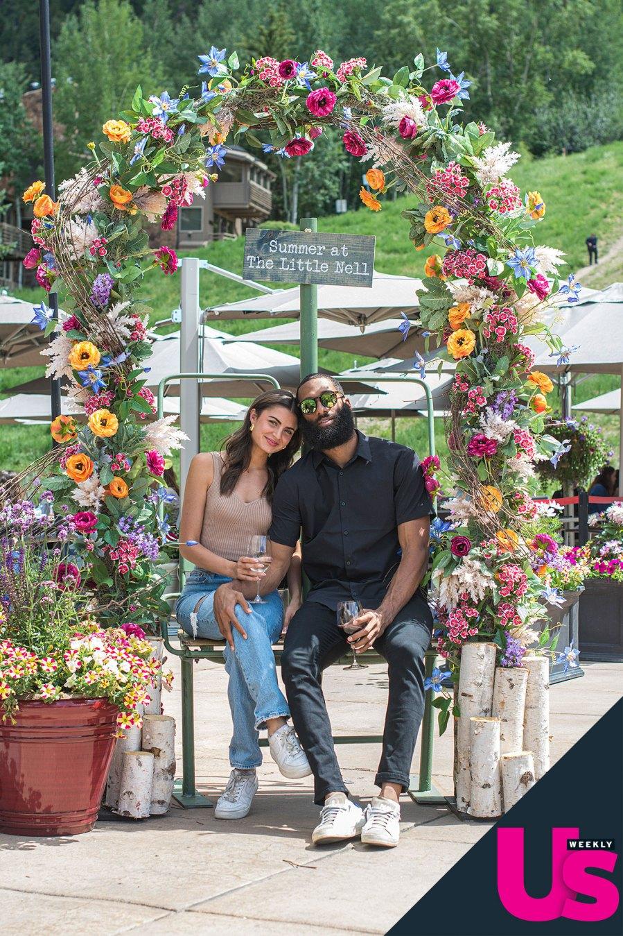 Matt_Rachael_23 Inside Matt James and Rachael Kirkconnell Romantic Summer Getaway to Aspen