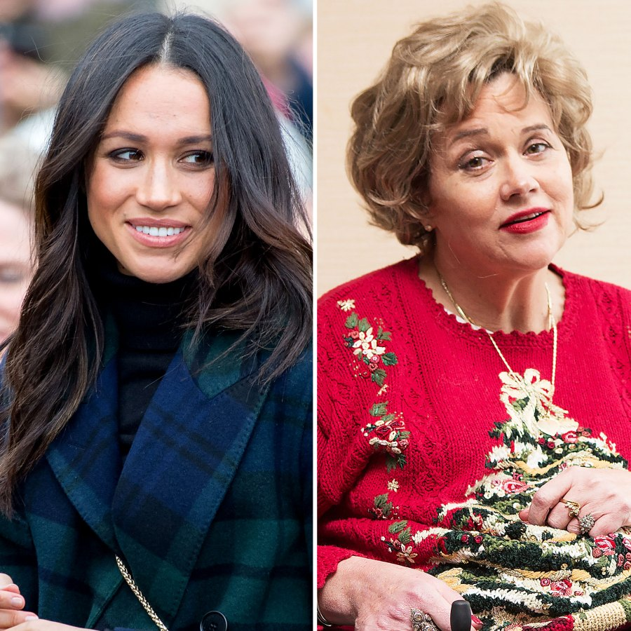Meghan Markle's Sister Supports Dad Pursuing His 'Grandparents' Rights'