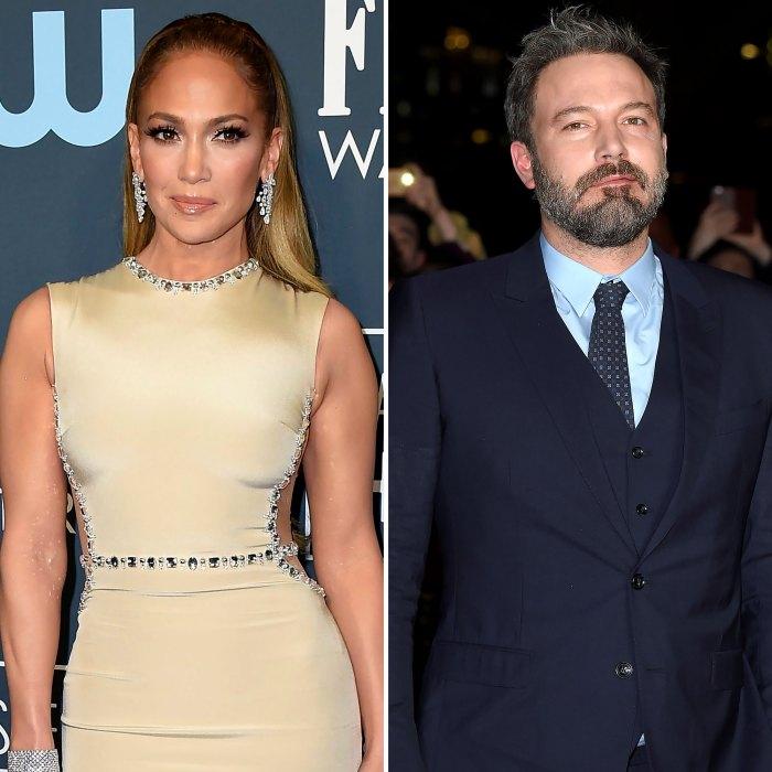 ¡Próximos pasos!  Jennifer Lopez, Ben Affleck mirando casas en Beverly Hills
