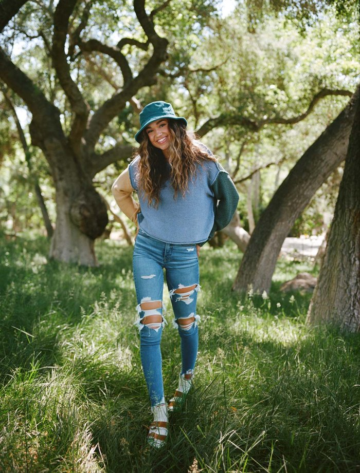 OBXs Madison Bailey Kiara Is Team Skinny Jeans