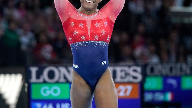 Simone Biles Through the Years: Olympics, 'DWTS' and More
