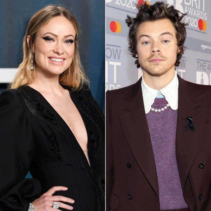 Olivia Wilde Spotted in Los Angeles After Romantic Italian Getaway With Boyfriend Harry Styles 2