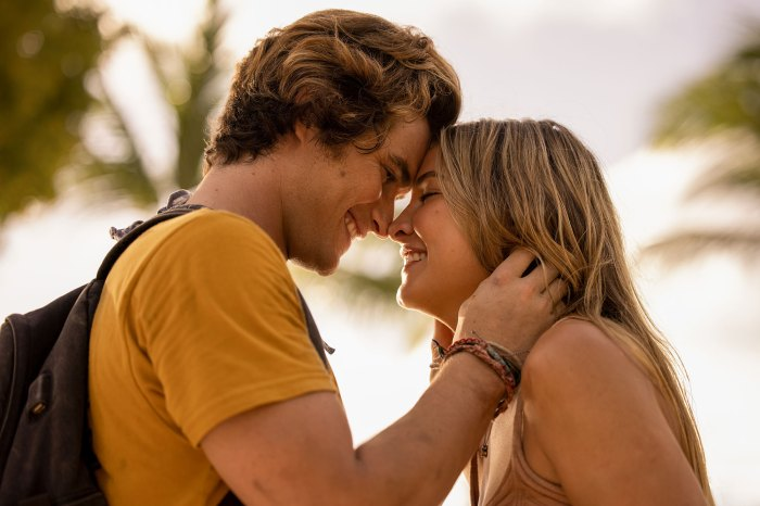 Outer Banks Temporada 2 Chase Stokes y Madelyn Cline