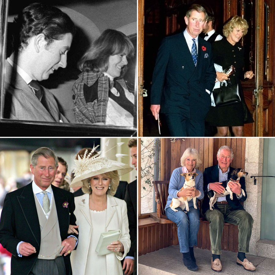 Prince Charles Duchess Camilla Relationship Timeline