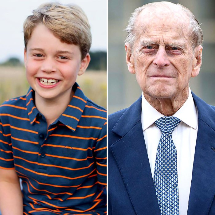 Prince George Pays Tribute to Late Prince Philip on 8th Birthday