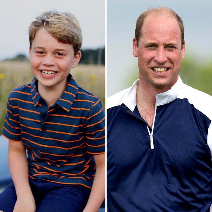 Príncipe Jorge 8vo cumpleaños mañana