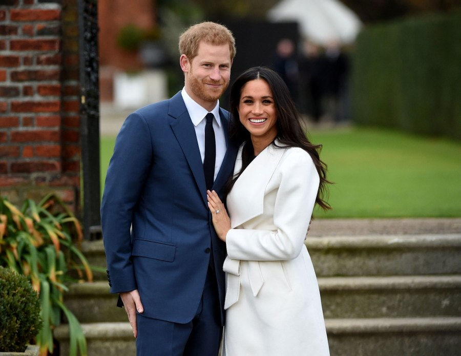 Prince Harry Meghan Markles Quotes About Daughter Lilibet