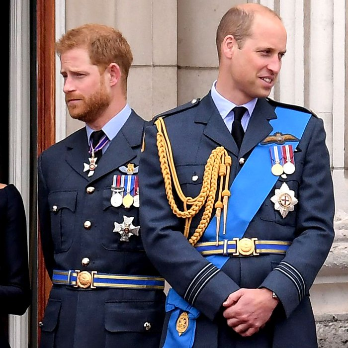 Prince William and Prince Harry Likely Won't Be Having 'Quality Family Time'