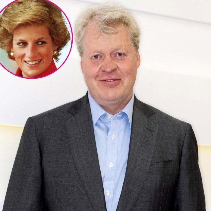 El hermano de la princesa Dianas publica una rara foto de la infancia de Late Royal