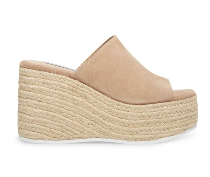 Rampster Taupe Suede