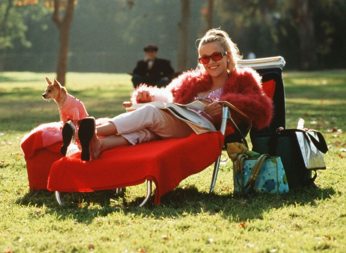 Reese Witherspoon Legally Blonde Google 2