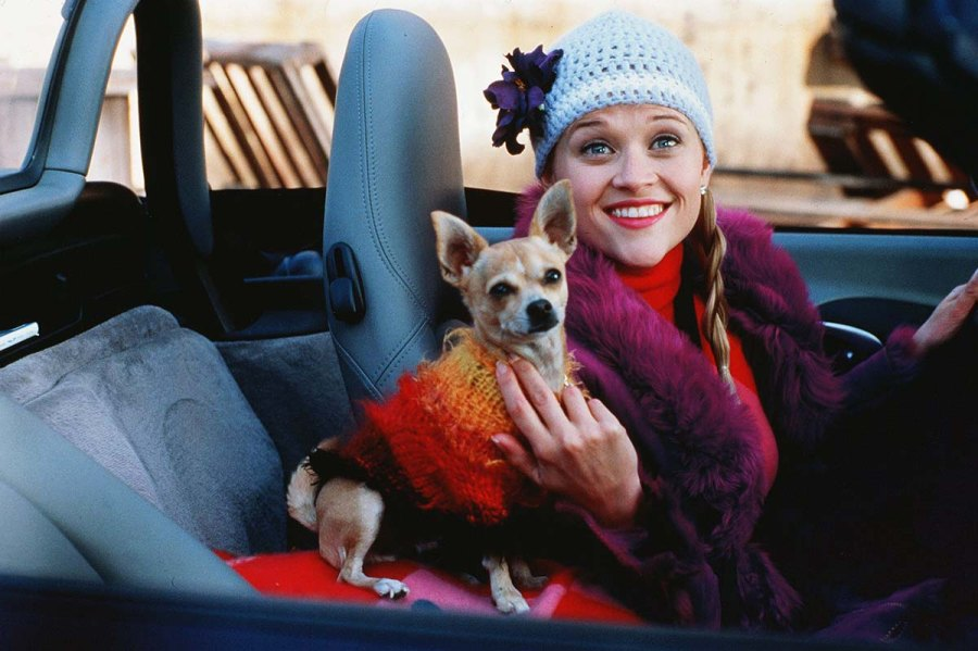 Reese Witherspoon Seemingly Posts Legally Blonde Alternate Ending Photos