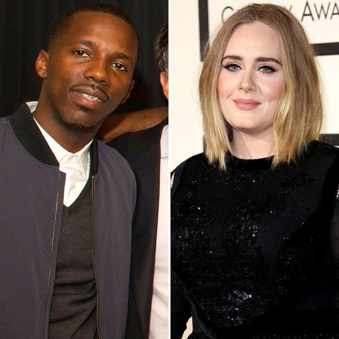 Rich Paul aparentemente se burló de la relación de Adele meses antes de verla