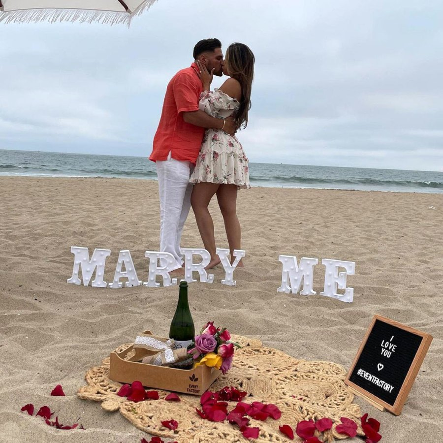 Ronnie Ortiz-Magro Ups Downs Over Years June 2021 Engagement