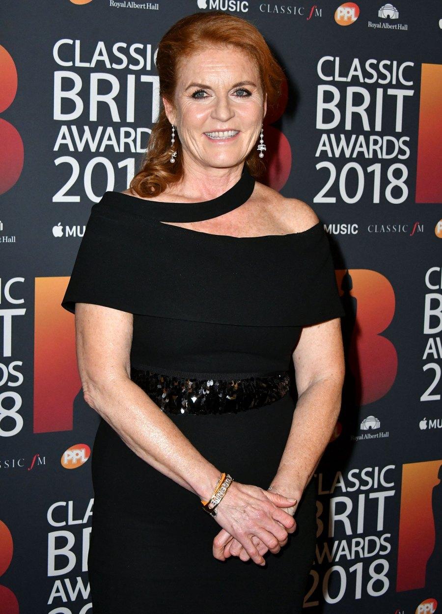 Sarah Ferguson British Royals Who Wrote Memoirs