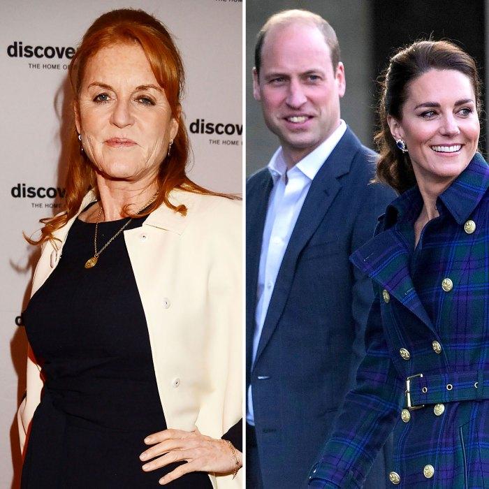 Sarah Ferguson Felt Unworthy After Prince William, Kate Wedding Snub