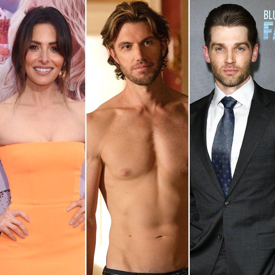 Sex Life Cast Dating History Inside Stars Loves Lives
