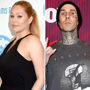 Shanna Moakler and Travis Barker Have Hit 'Rock Bottom' With Coparenting