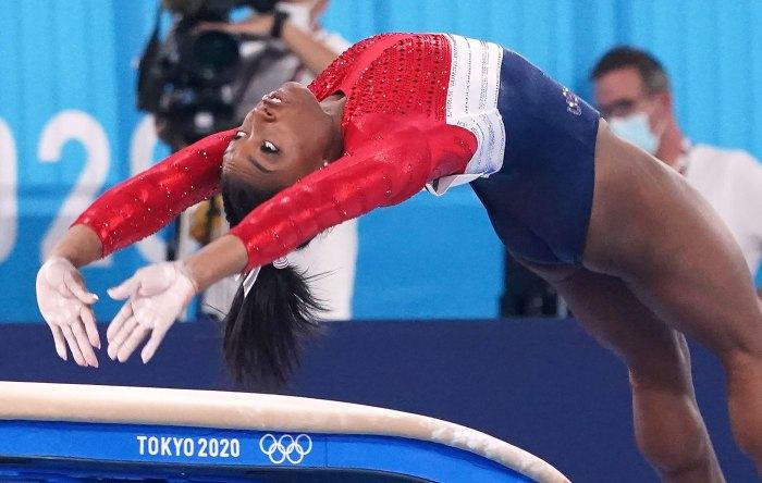 Simone Biles se retira de los Juegos Olímpicos de Tokio por segundo día consecutivo en medio del problema de salud mental 2