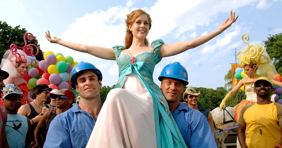 So Magical Everything We Know About Enchanted Sequel Disenchanted