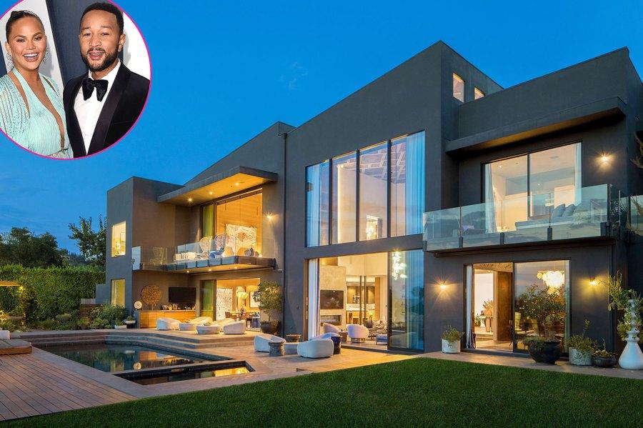 Sold See Mansion John Chrissy Sold 16.8 Million