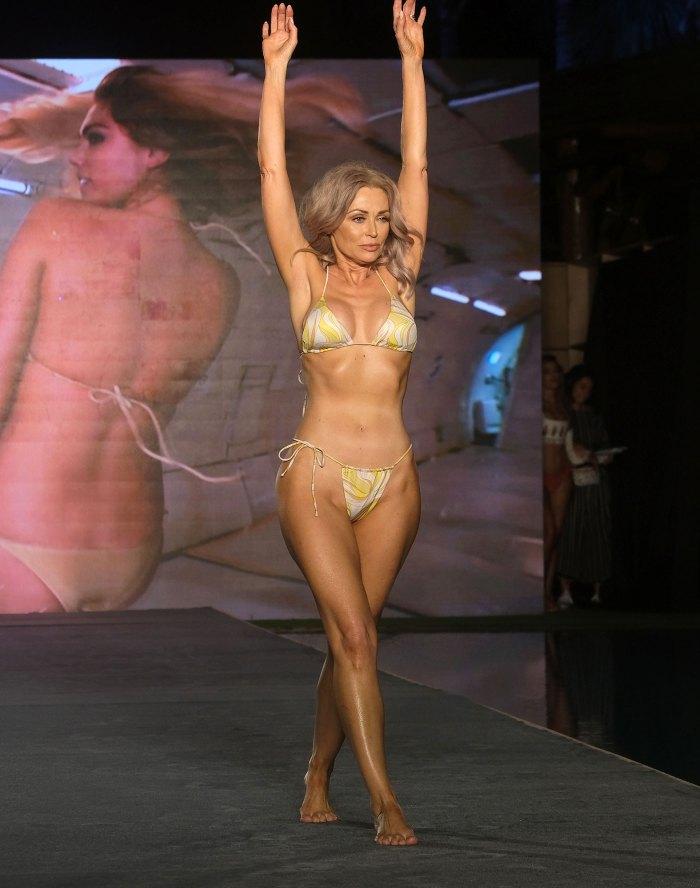 Sports Illustrated 2021 Fashion Show 2 Kathy Jacobs