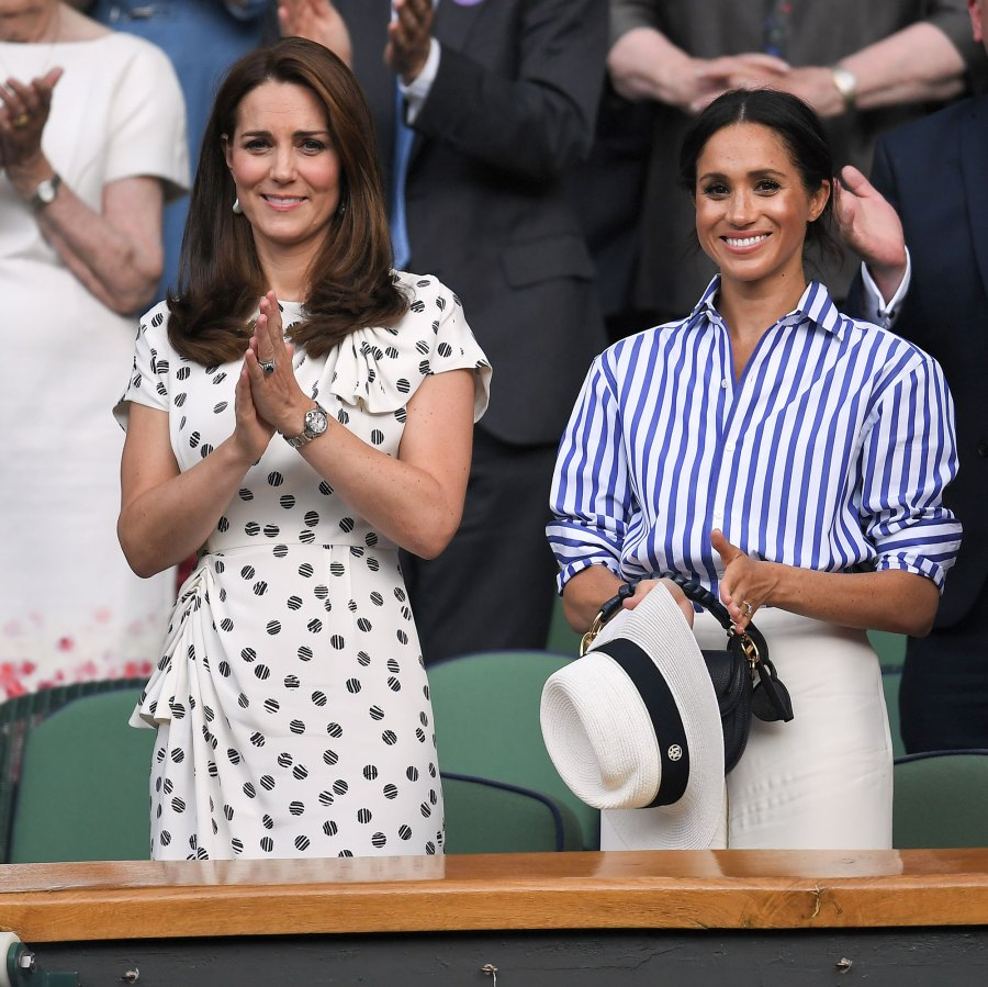 Stars at Wimbledon Over the Years: Royals, Actors and More Celebs Who Love Tennis