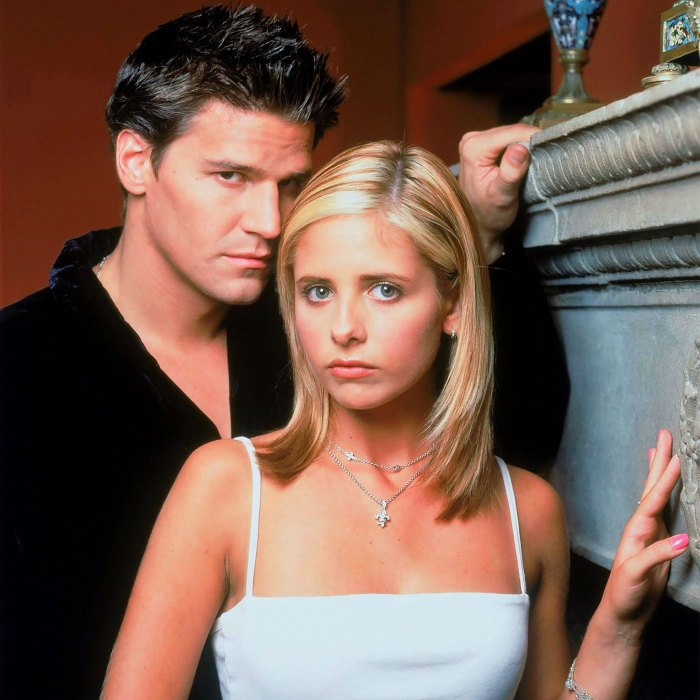 ¡Todavía matando!  Sarah Michelle Gellar recuerda a Buffy antes del 25 aniversario