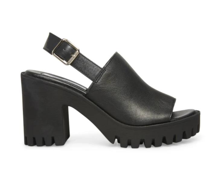 Sunnyside Black Leather