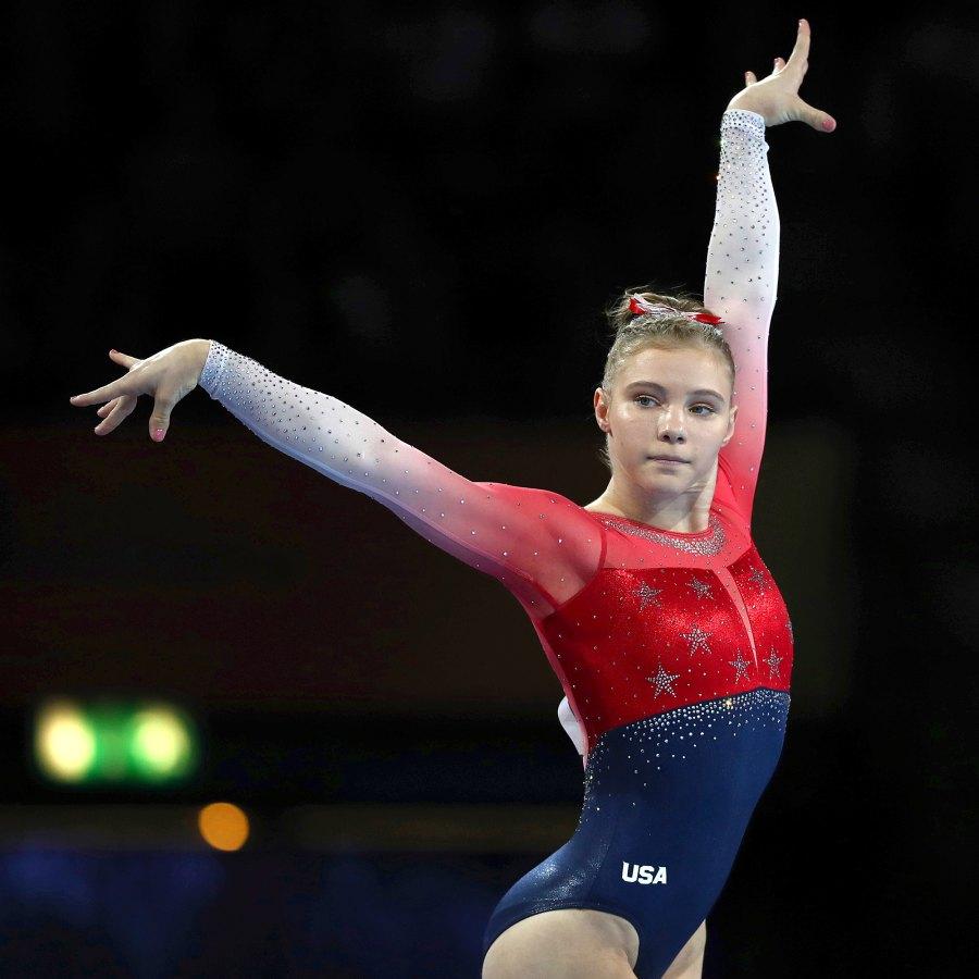 5 Things to Know About Jade Carey Gymnast Replacing Simone Biles