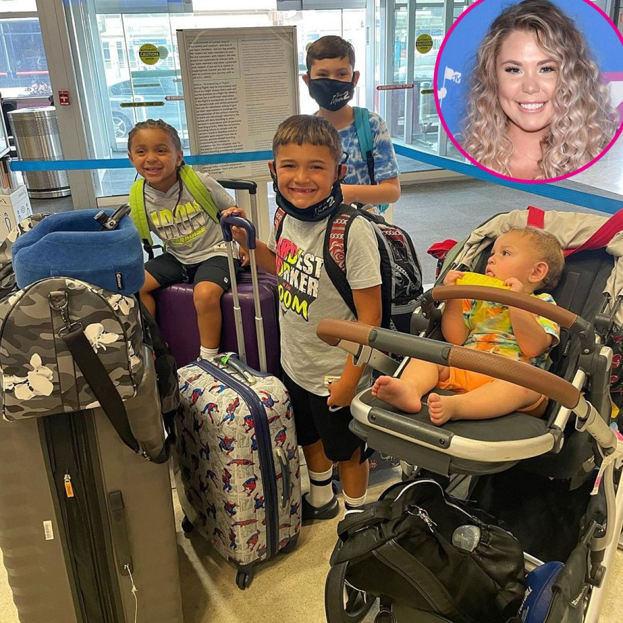 Teen Mom 2 Kailyn Lowry Takes Dominican Republic Vacation With 4 Sons 22