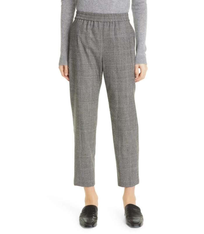 Theory-Korene-Glen-Plaid-Stretch-Wool-Pants