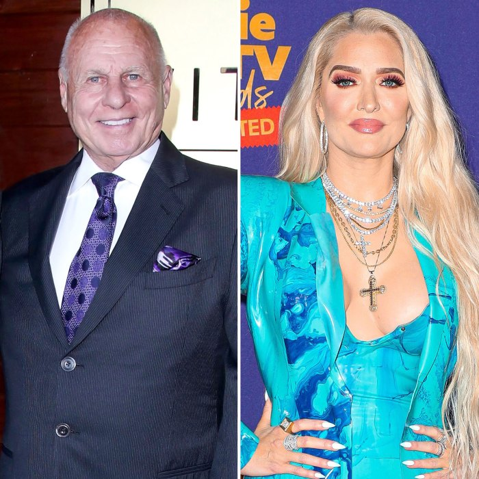 Ex-empleado de Tom Girardi acusa a Erika Jayne de 'actuar' en 'RHOBH'
