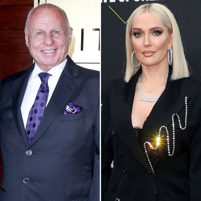 Tom Girardi's Victims Can Collect Money From Erika Jayne, Judge Rules